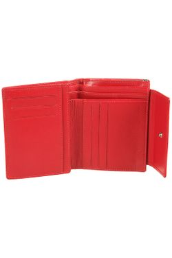 Портмоне Mano                                                                                                              красный цвет
