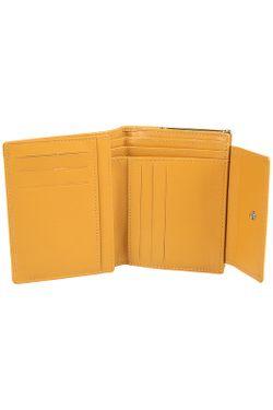 Портмоне Mano                                                                                                              желтый цвет