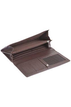 Портмоне Mano                                                                                                              коричневый цвет