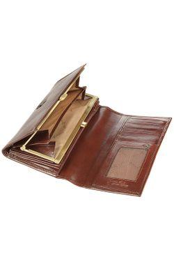 Кошелек Gianni Conti                                                                                                              коричневый цвет