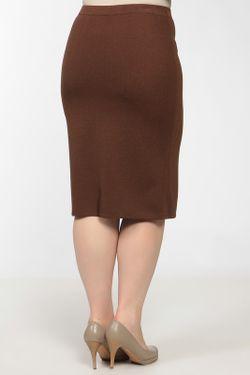 Юбка Antonella                                                                                                              коричневый цвет