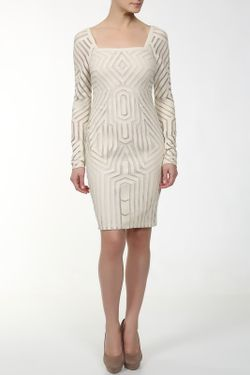 Платье Catherine Malandrino                                                                                                              бежевый цвет
