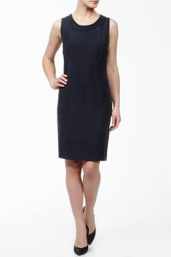Платье L.K. Bennett London                                                                                                              синий цвет