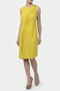 Платье Akris Punto                                                                                                              желтый цвет