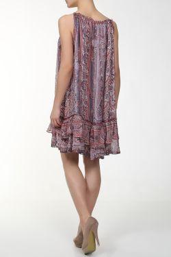 Платье Isabel Marant                                                                                                              многоцветный цвет