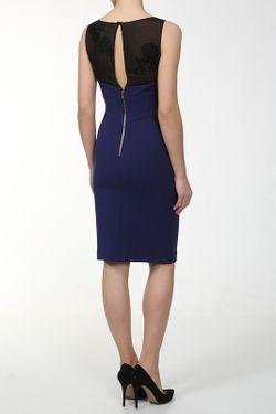 Платье Emilio Pucci                                                                                                              синий цвет