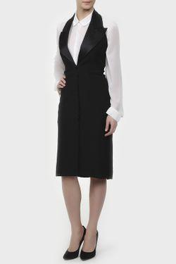 Платье Alexander McQueen                                                                                                              черный цвет