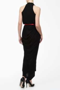 Платье Rick Owens                                                                                                              чёрный цвет