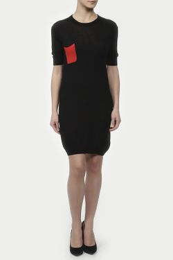 Платье Вязаное Unee+O                                                                                                              черный цвет