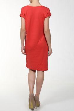 Платье DKNY                                                                                                              красный цвет