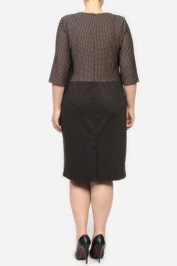 Платье Miss Eos                                                                                                              коричневый цвет