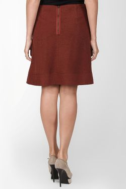 Юбка Stella Di Mare                                                                                                              коричневый цвет
