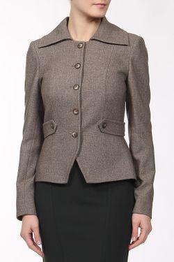 Пиджак Bgn                                                                                                              коричневый цвет