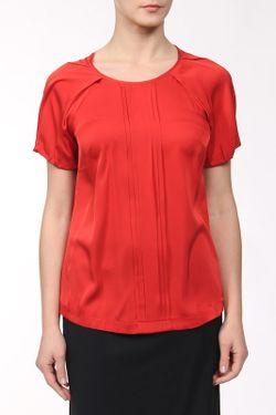 Блуза Bgn                                                                                                              красный цвет