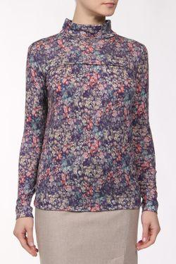 Блуза Bgn                                                                                                              фиолетовый цвет