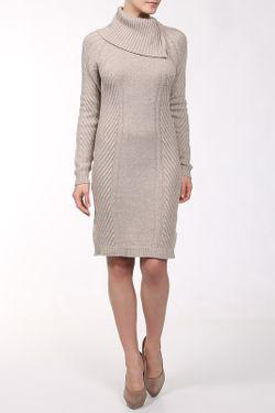 Платье Bgn                                                                                                              бежевый цвет