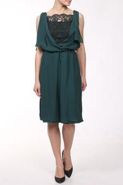 Платье Bgn                                                                                                              зелёный цвет