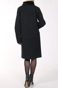 Полупальто Bgn                                                                                                              черный цвет