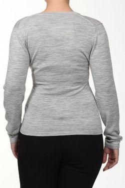Пуловер Colletto Bianco                                                                                                              серый цвет