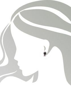 Серьги Magic Diamonds                                                                                                              чёрный цвет