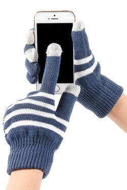 Перчатки Для Смартфонов Grezzo                                                                                                              серый цвет