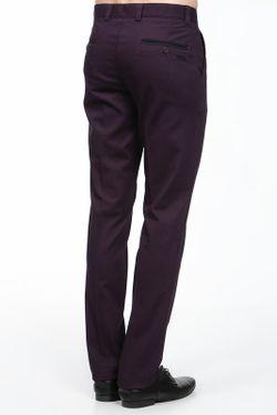 Брюки BAWER                                                                                                              фиолетовый цвет