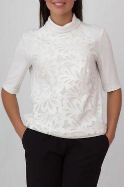 Блуза Соломон Chateau Fleur                                                                                                              бежевый цвет