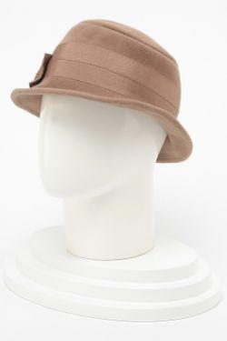 Шляпа Tonak                                                                                                              коричневый цвет