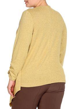 Блузон Shalle                                                                                                              желтый цвет