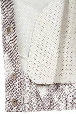 Куртка Кожаная Armani Collezioni                                                                                                              многоцветный цвет