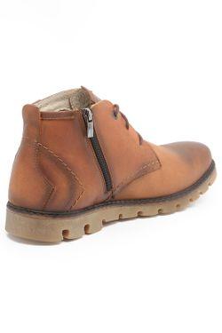 Ботинки WORK&LEISURE                                                                                                              коричневый цвет