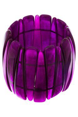 Браслет-Стрейч Пурпур Kenneth Jay Lane                                                                                                              многоцветный цвет