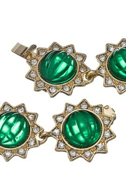 Ожерелье Винтажное Kenneth Jay Lane                                                                                                              многоцветный цвет