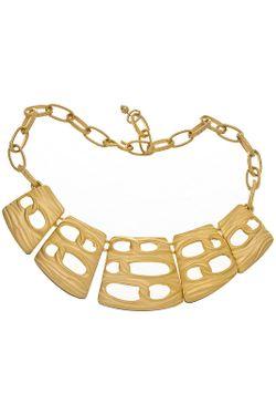 Ожерелье Золотой Век Kenneth Jay Lane                                                                                                              многоцветный цвет
