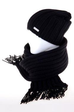 Шапка Dispacci                                                                                                              черный цвет