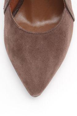 Туфли Закрытые Evita                                                                                                              серый цвет