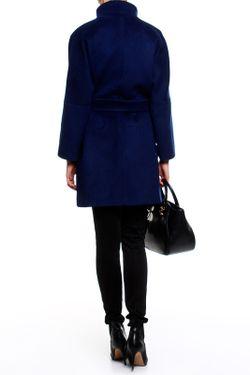 Пальто Амулет                                                                                                              синий цвет