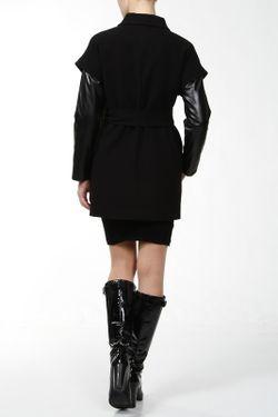 Пальто Амулет                                                                                                              черный цвет