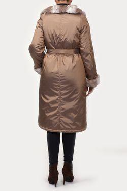 Пальто Амулет                                                                                                              бежевый цвет