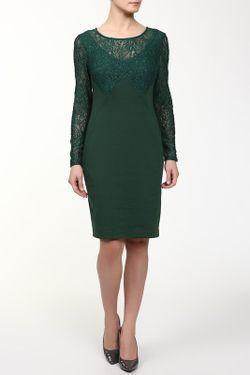 Платье M&L Collection                                                                                                              зелёный цвет