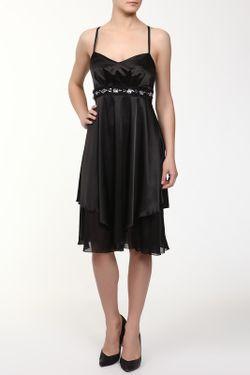 Платье M&L Collection                                                                                                              чёрный цвет