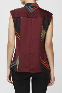 Блуза BERENIS                                                                                                              красный цвет