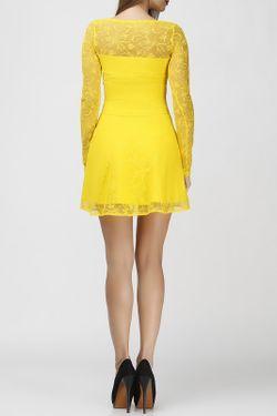 Платье George krutienko                                                                                                              желтый цвет