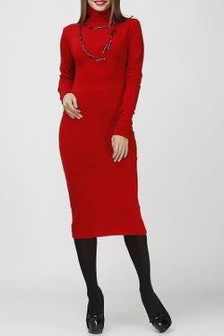 Платье George krutienko                                                                                                              красный цвет