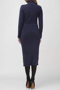Платье George krutienko                                                                                                              синий цвет