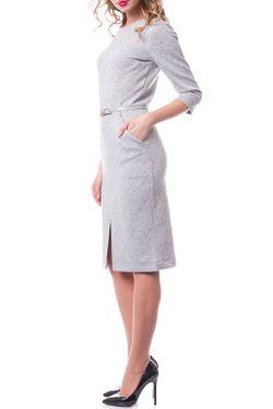 Платье OKS                                                                                                              серый цвет