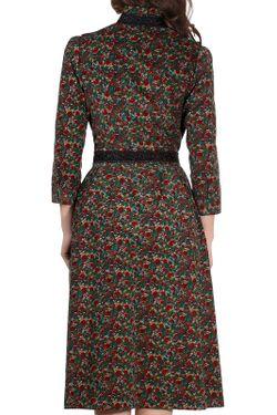 Платье Olivegrey                                                                                                              зелёный цвет