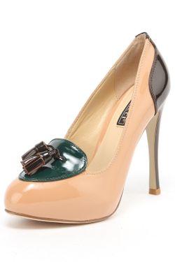 Туфли Vitacci                                                                                                              зелёный цвет