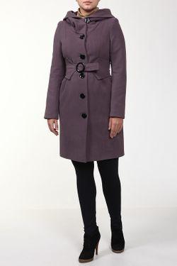 Пальто Фортуна                                                                                                              коричневый цвет