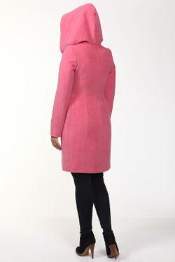 Пальто Фортуна                                                                                                              розовый цвет